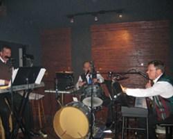 The Jim Marrone Trio