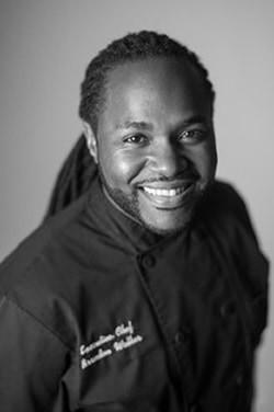 Chef Brandon Walker