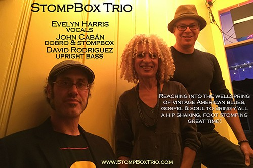 StompBox Trio