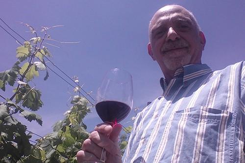 Dave Cryer with Gusto Della Vita