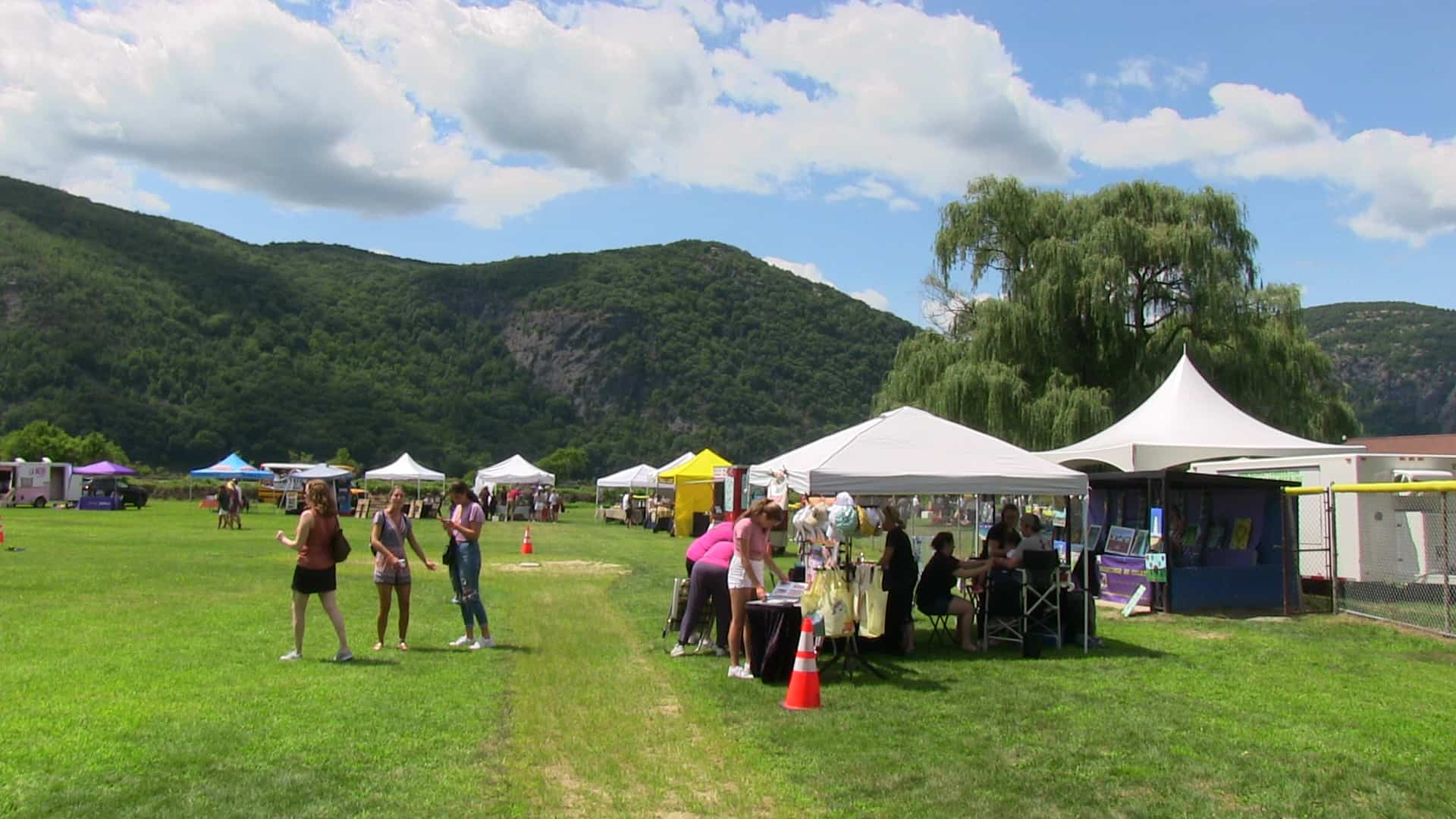 Take the Metro-North Hudson Line to Cold Spring to the fest